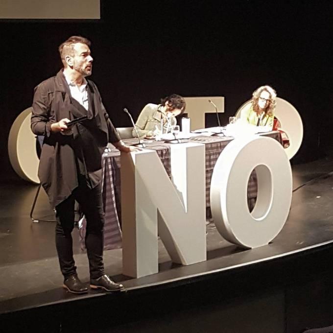 Mark Lipton says NO! Then/Now/Next: McLuhan and The Toronto School